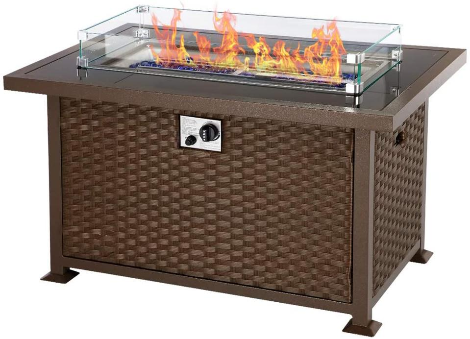 U-MAX Fire Pit Table