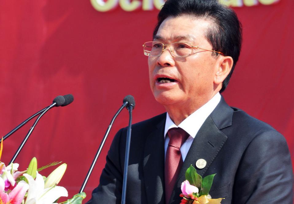 He Xiangjian, China billionaire