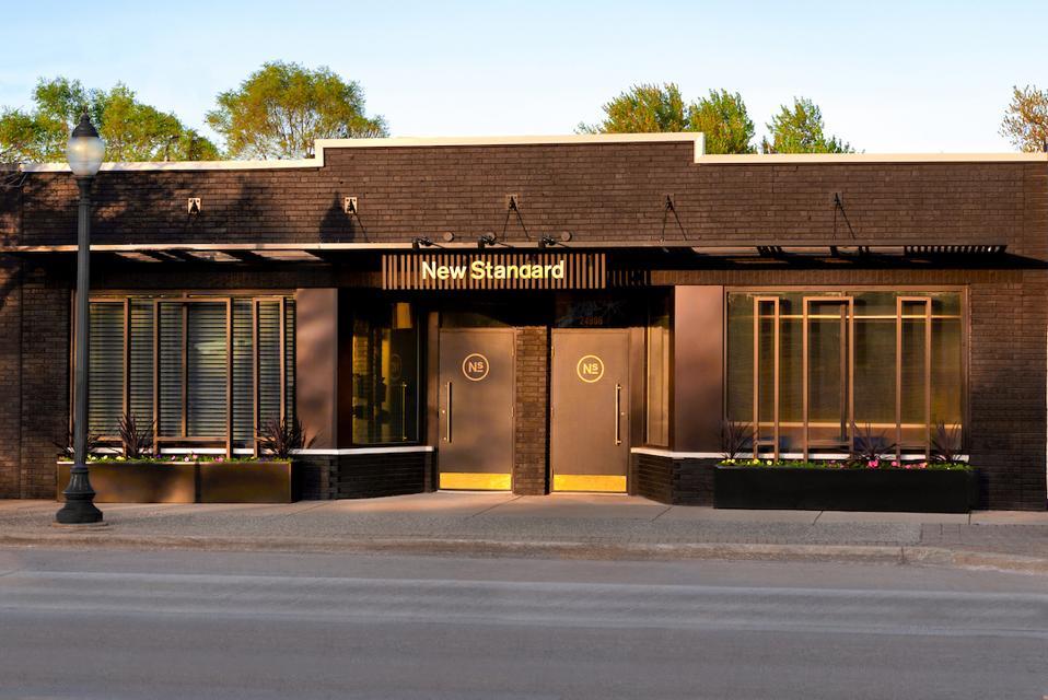 Destination Dispensary, luxury cannabis, New Standard, cannabis retail, Howard Luckoff