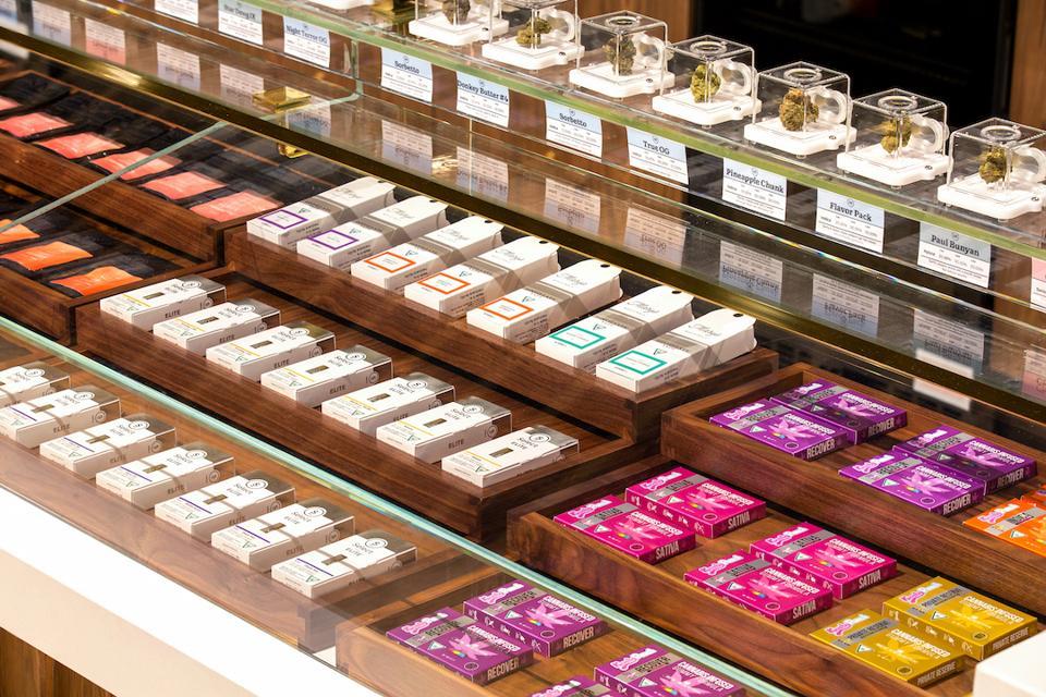 New Standard, Destination Dispensary, cannabis retail, luxury cannabis, dispensary design