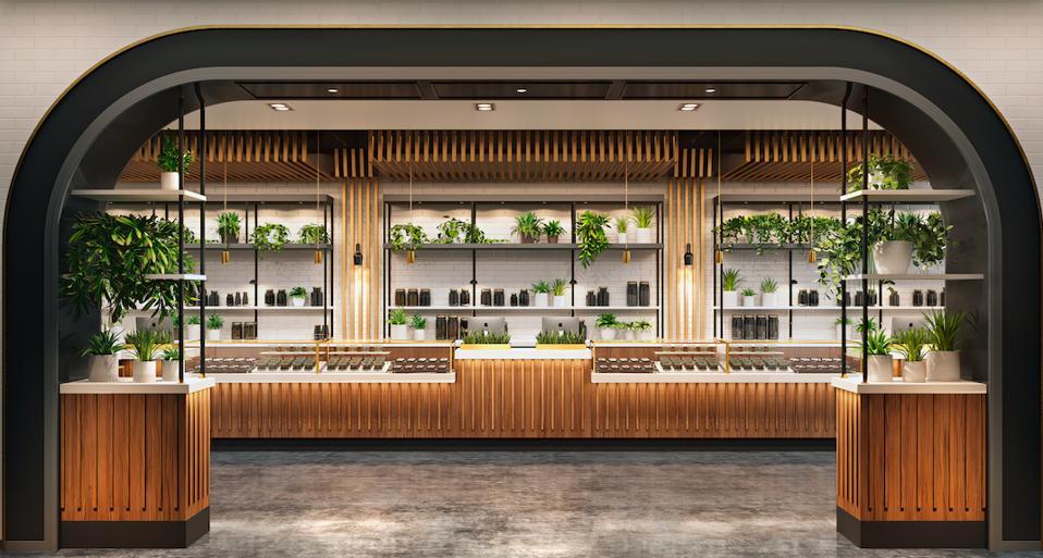 Destination Dispensary, cannabis retail, luxury cannabis, dispensary design