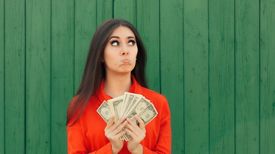 Pondering money