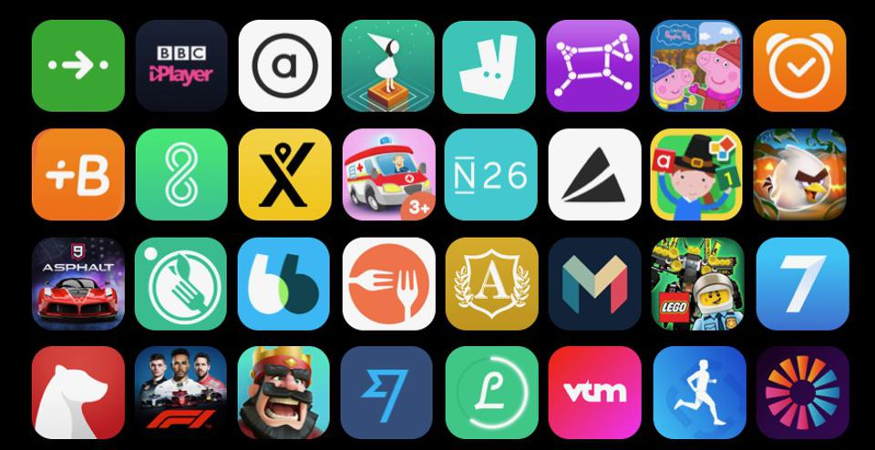 The App Store has almost two million curated apps