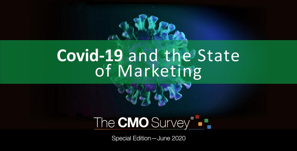CMO Survey Special Edition Cover Image