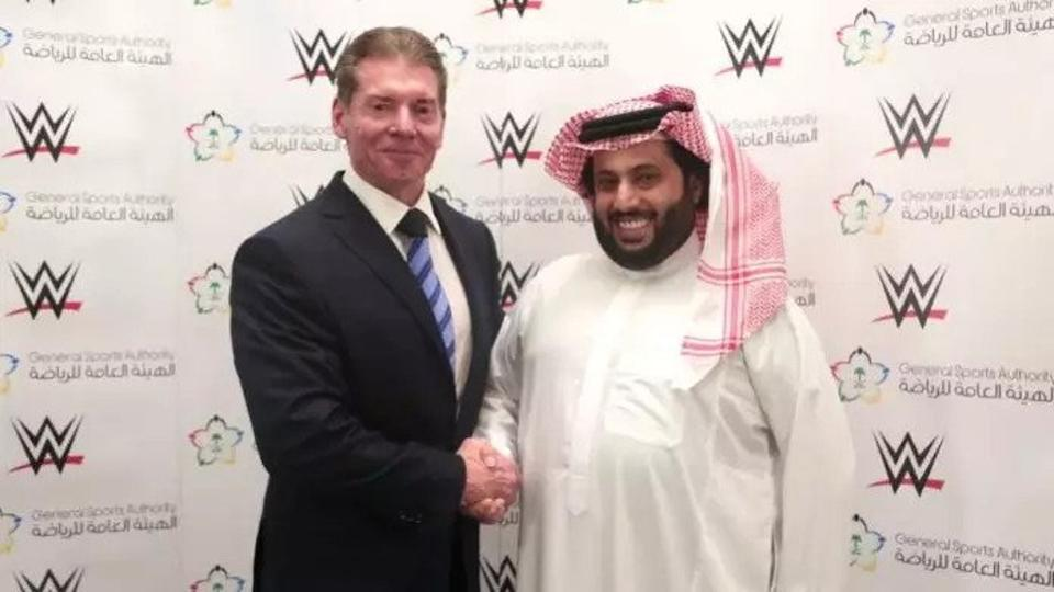 Vince McMahon andMohammad Bin Salman reportedly had a disagreement over money issues.