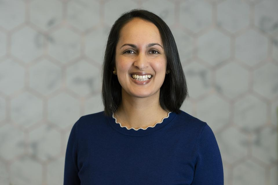Maryam Haque, executive director of Venture Forward