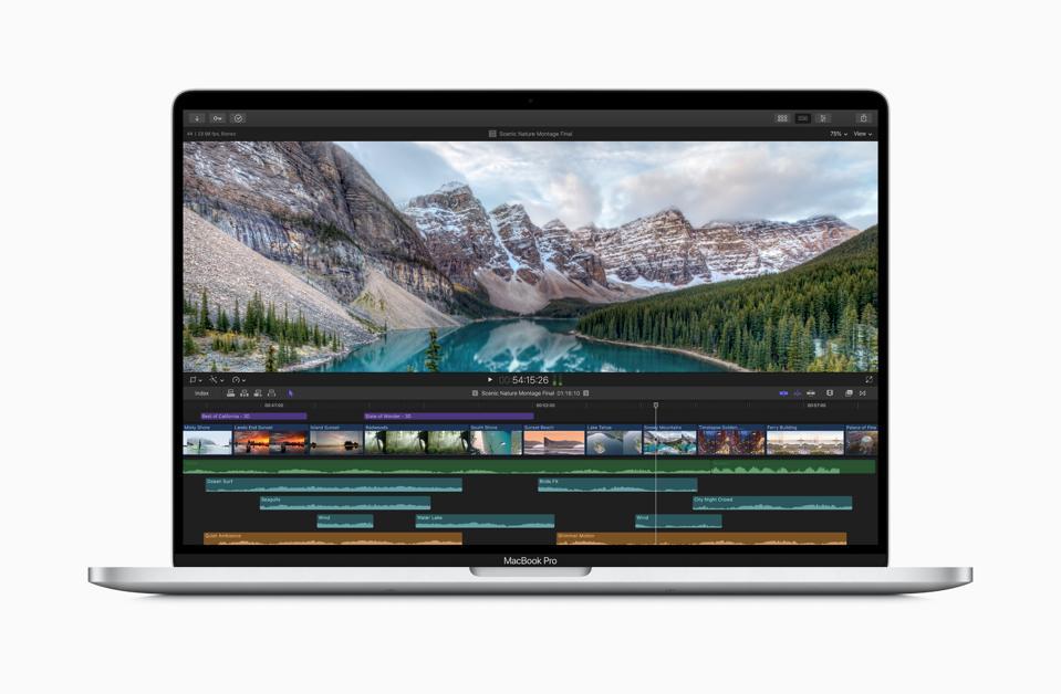 Apple MacBook Pro 16in