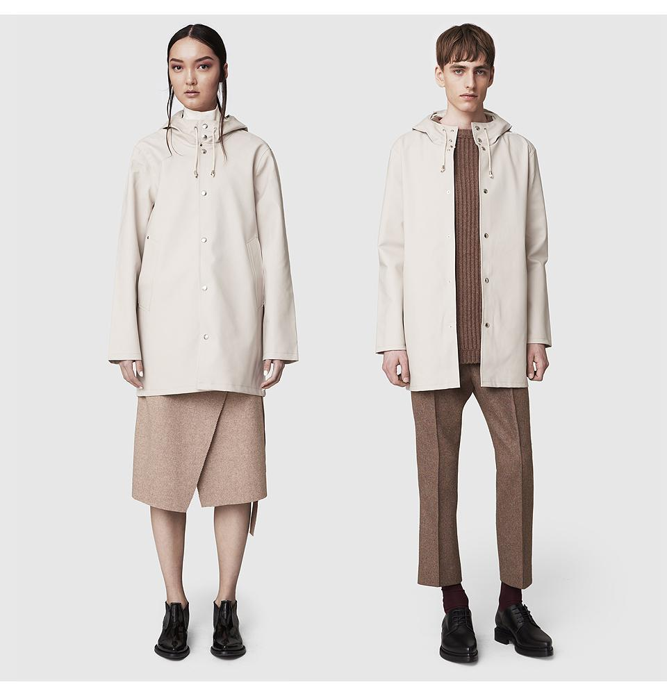 raincoat, fashion, easy to clean, coronavirus, protective wear, stutterheim