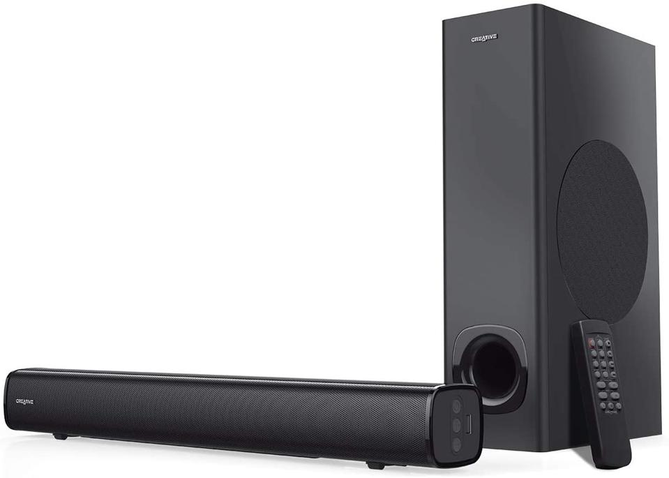 Creative Stage 2.1 Channel  Soundbar with Subwoofer