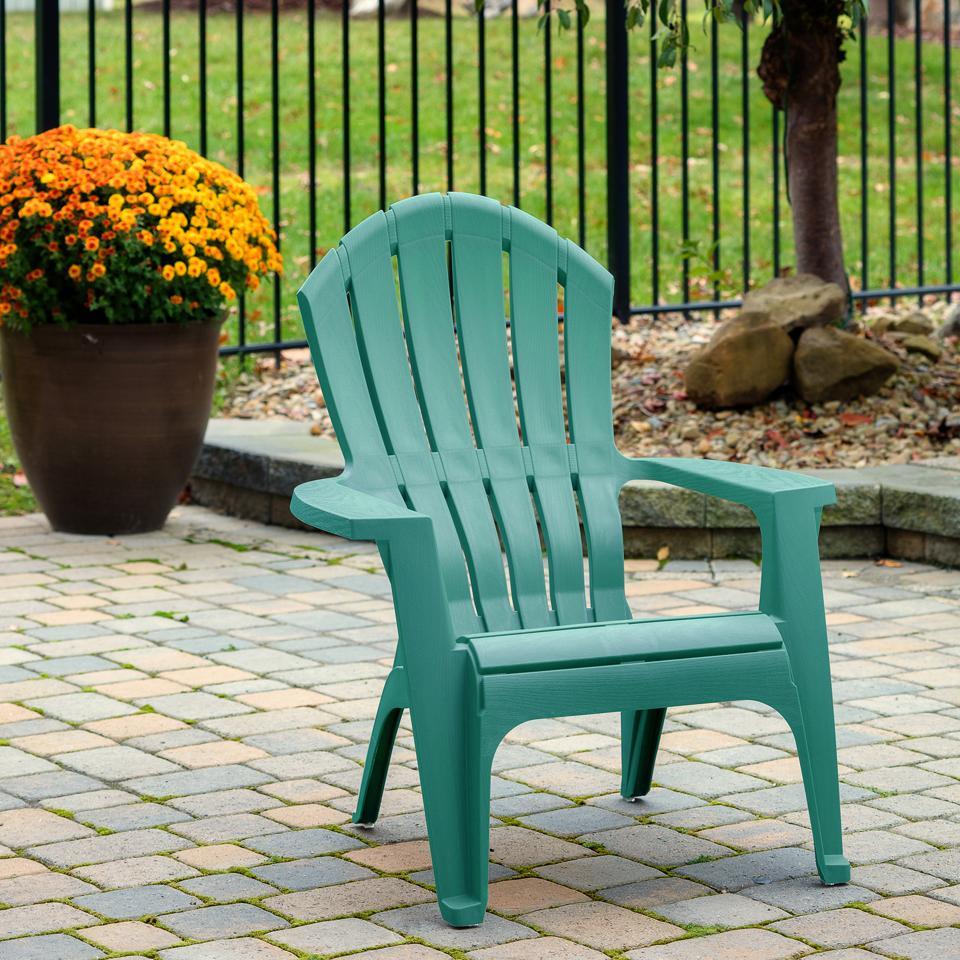 RealComfort Outdoor Resin Adirondack Chair
