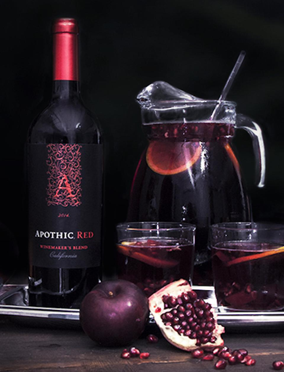 Apothic Sangria_Easy Cocktail Recipes for Batching