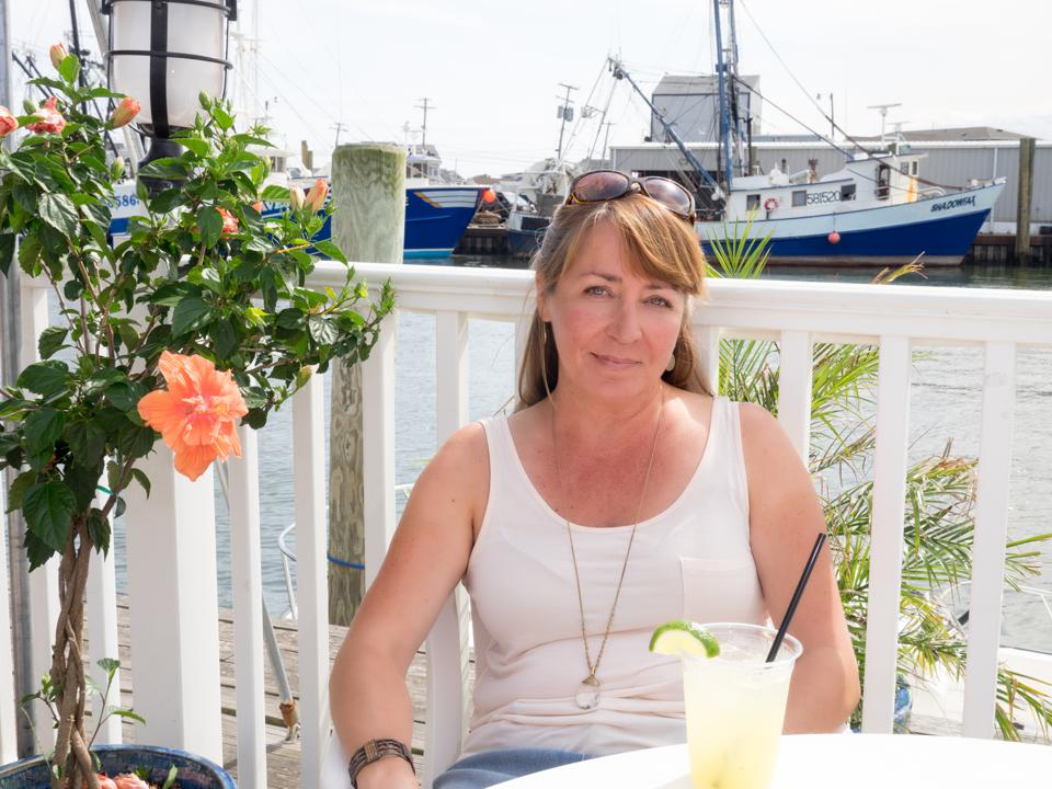 Deborah Smith, the author of The Jersey Shore Cookbook, knows where to find some of New Jersey's best restaurants and recipes. One of her favorite eateries is The Shrimp Box in Point Pleasant Beach.