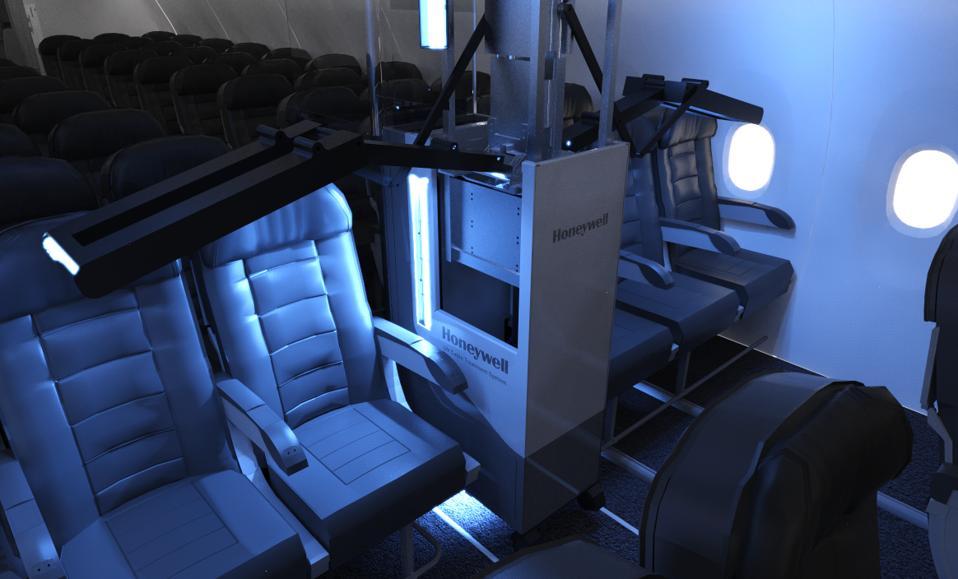 Honeywell UV Cabin System