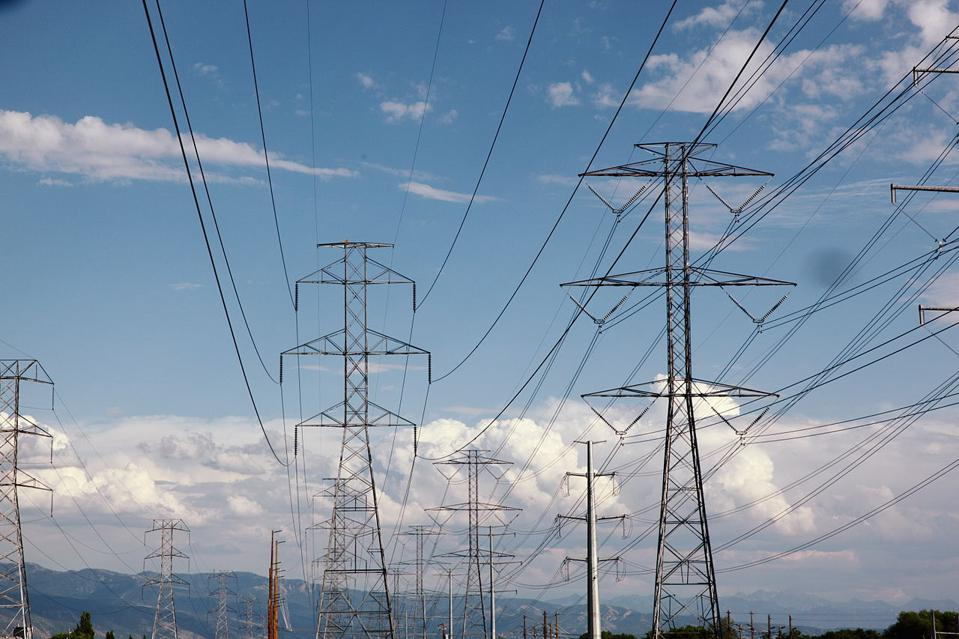 Blue skies ahead for utility private broadband wireless networks.