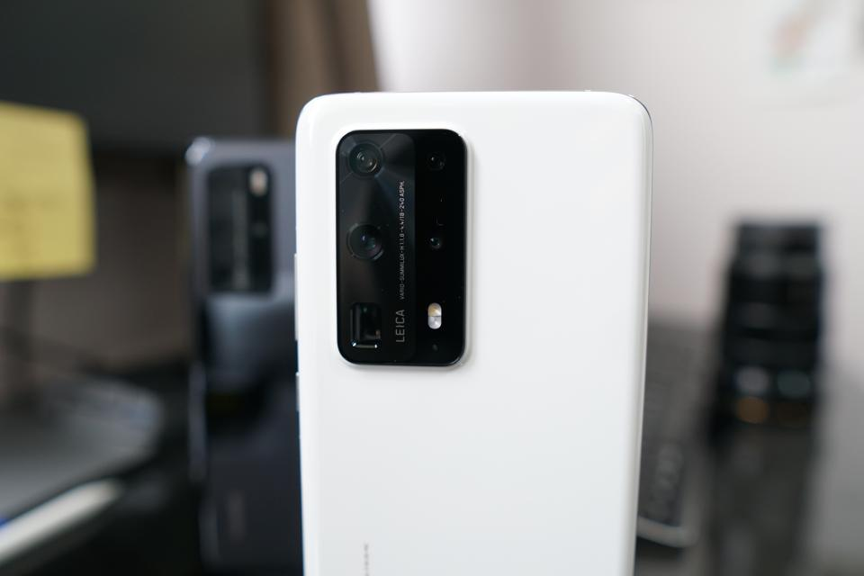The P40 Pro Plus has a five camera system.