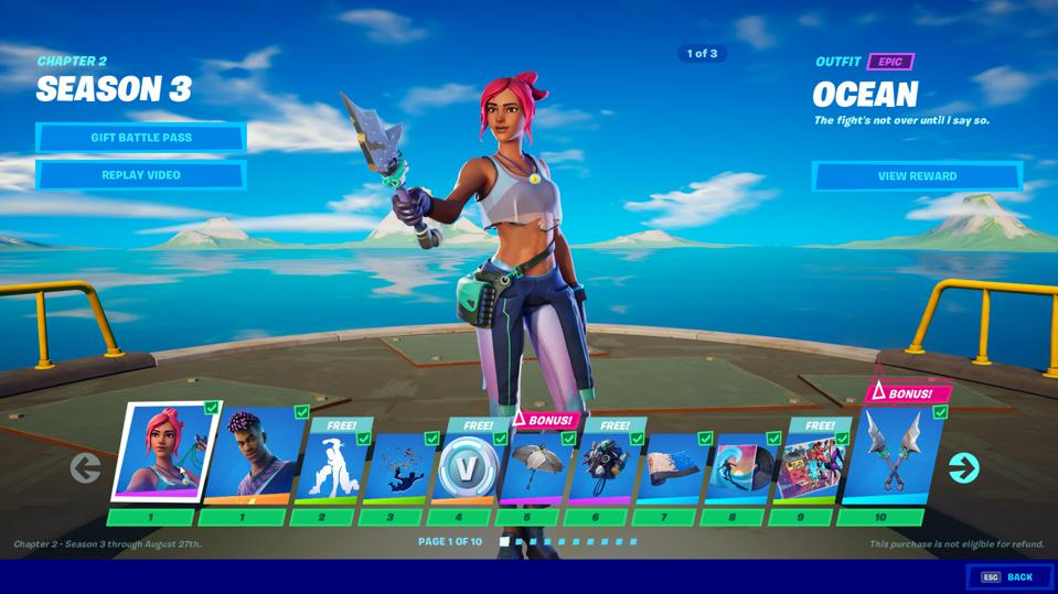 fortnite crew is a new 12 monthly subscription for the game here s what you get fortnite crew is a new 12 monthly