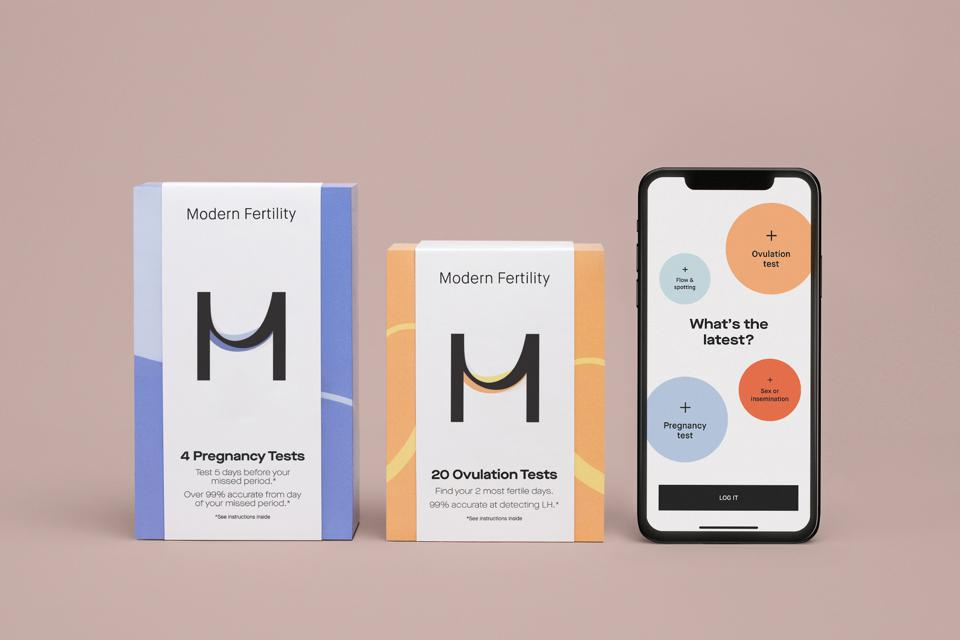 Modern Fertility's new products