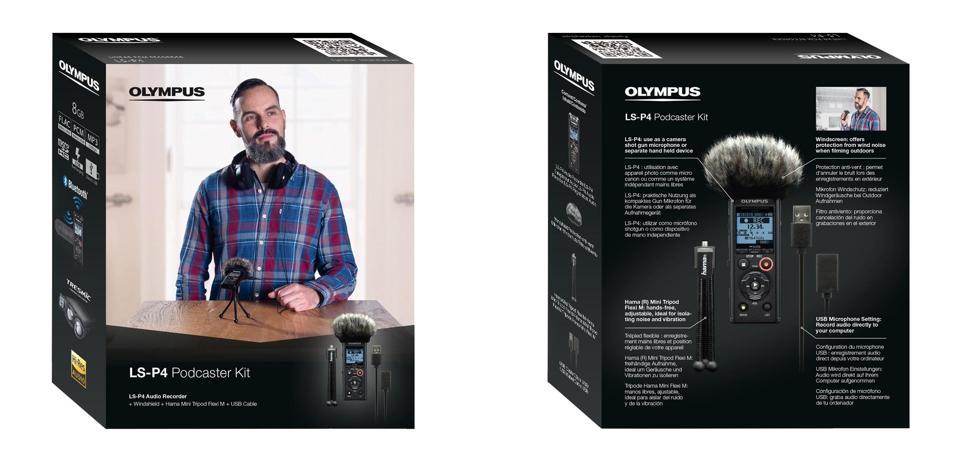 Box shot of Olympus LS-4