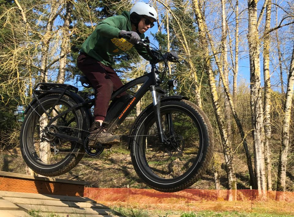 Rad Power Bikes' RadRover 5 Is The Hummer Of Electric Bikes