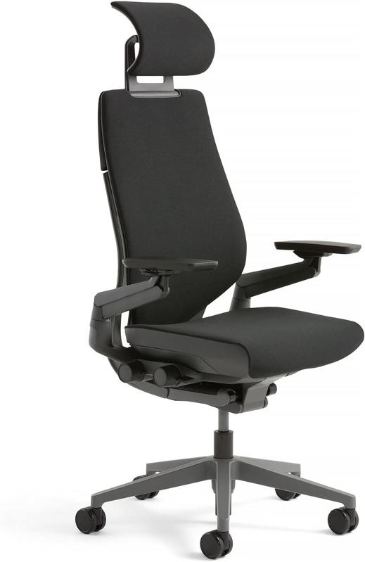 Steelcase Gesture Office Desk Chair with Headrest
