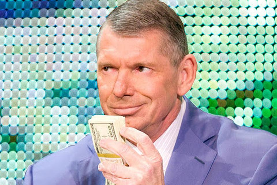Vince McMahon's net worth has fallen by $1 billion since 2019.