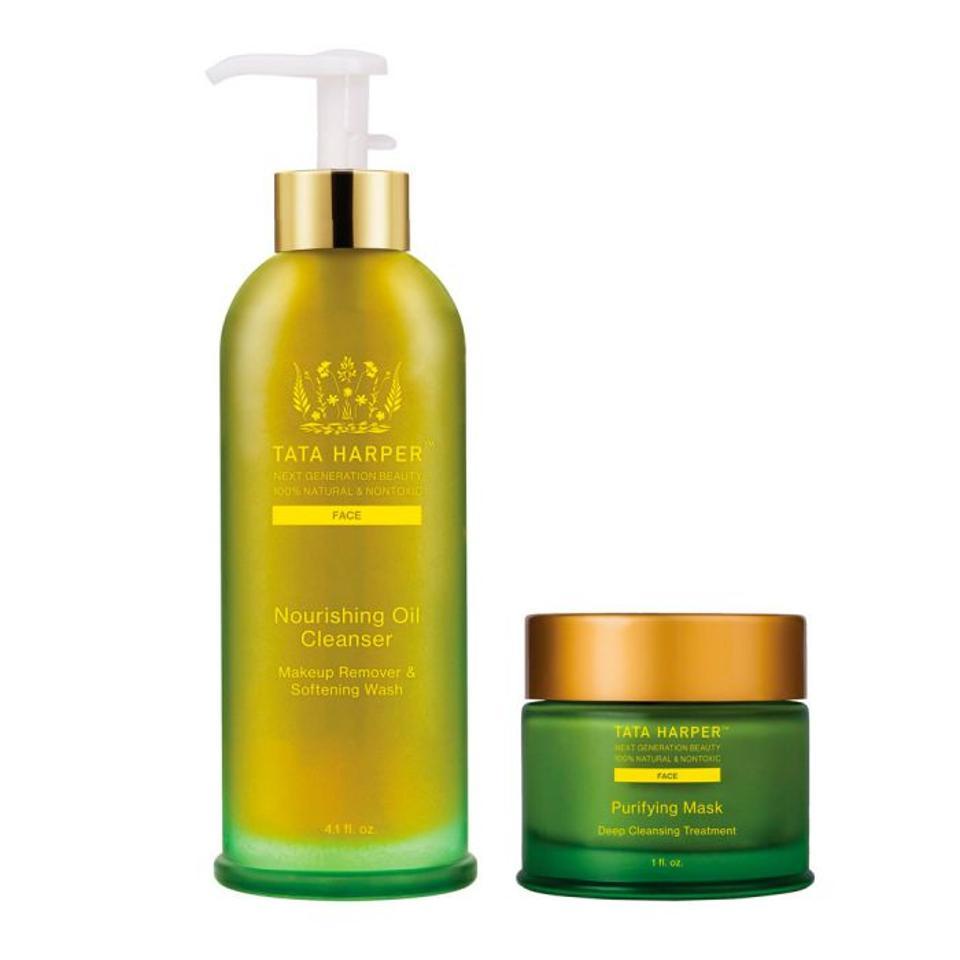 Tata Harper His Shaving Essentials, $130