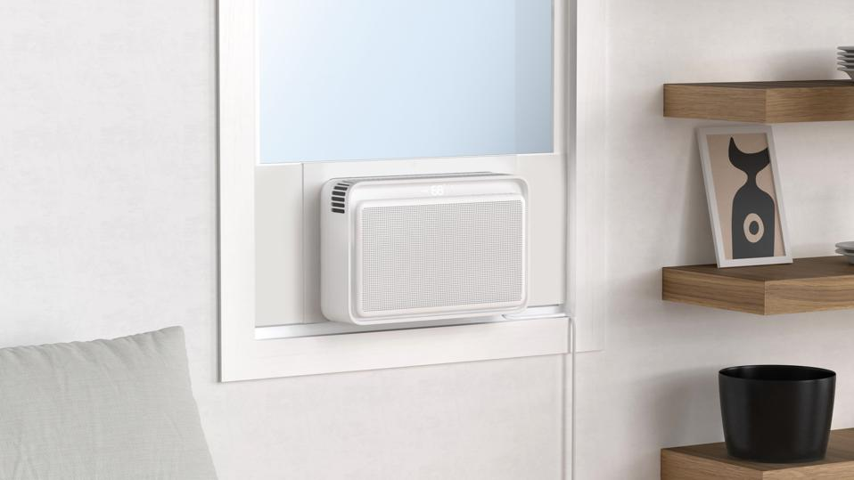air conditioner in wall