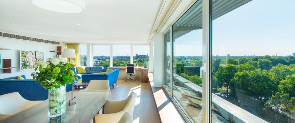The COMO Suite at COMO Metropolitan London