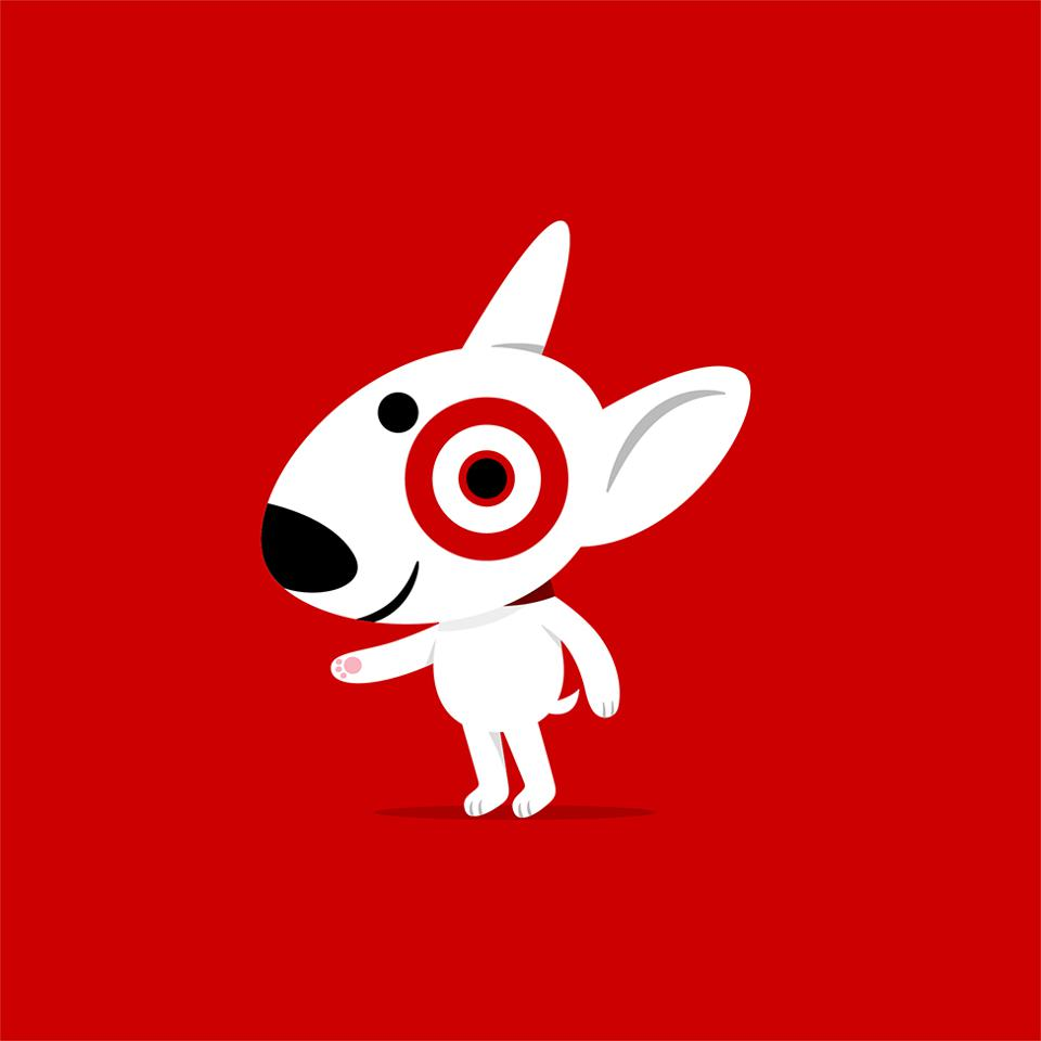 The  Target logo for the Target Circle loyalty program