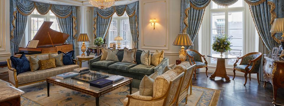 Royal Suite at Claridge's