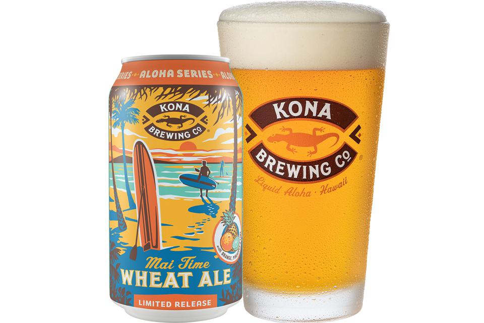 Mai Time Wheat Ale from Kona Brewing Co.