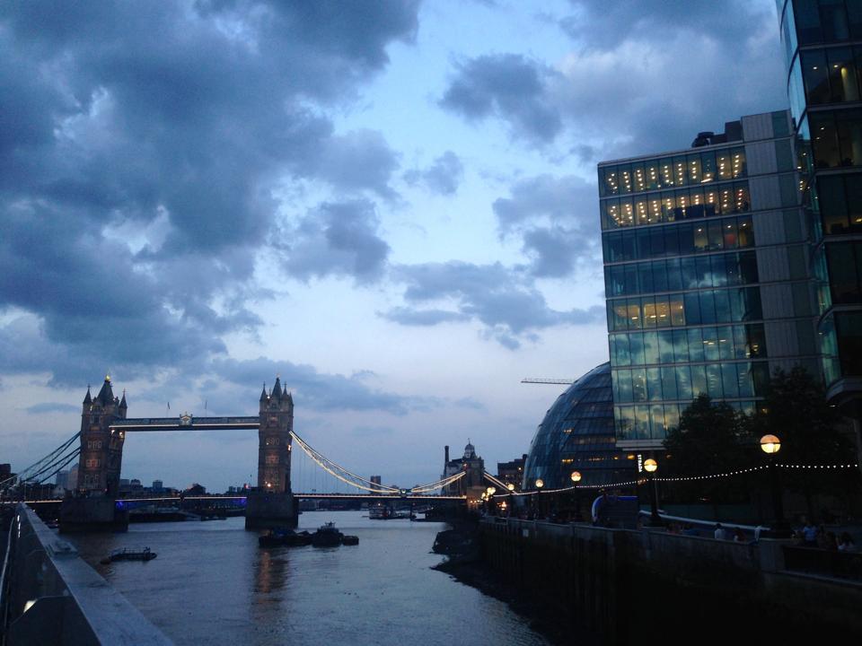 Because I'm a Londoner