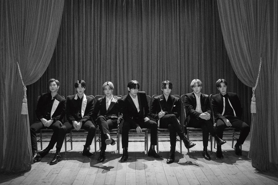 BTS Map of the Soul 7 ~ The Journey ~ group teaser concept photo