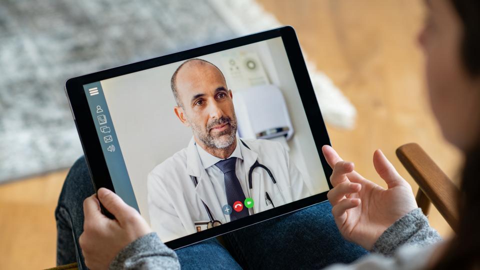 Patient doctor online consultation