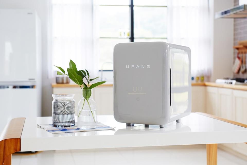Upang's UV Sterilizer is FDA approved to kill germs.