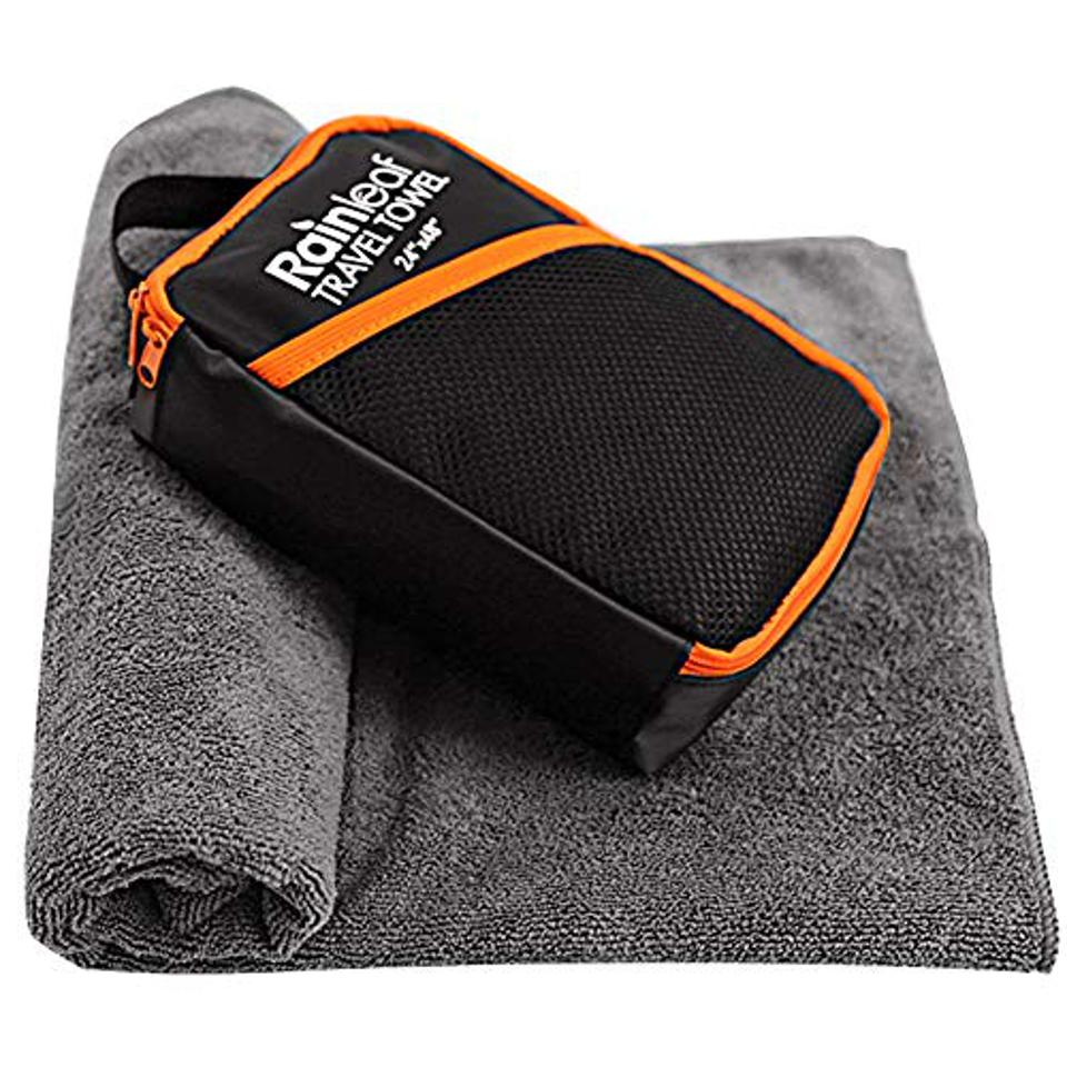 Rainleaf Travel Towel