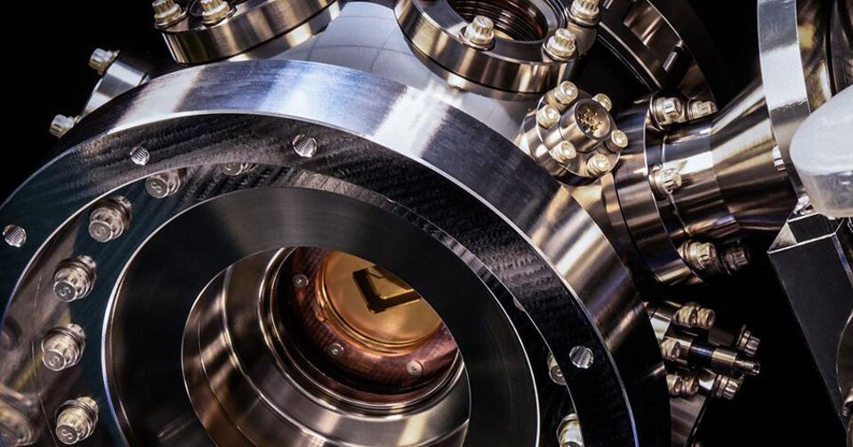 Honeywell's quantum computer