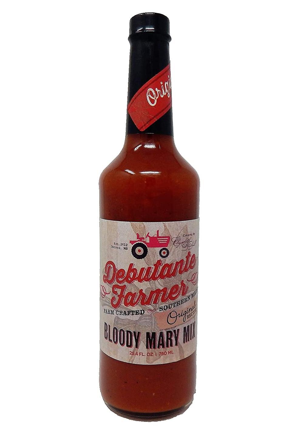Debutante Farmer Bloody Mary Mix