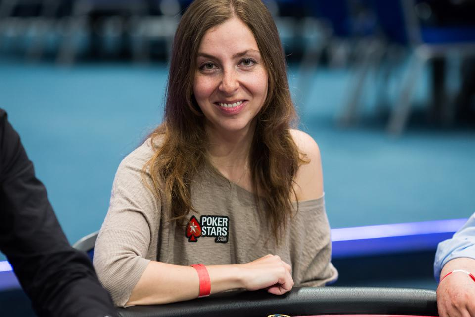 Maria Konnikova left her job at the New Yorker to become a professional poker player.