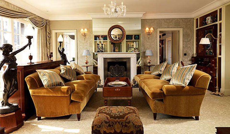 Royal Suite at The Goring Hotel