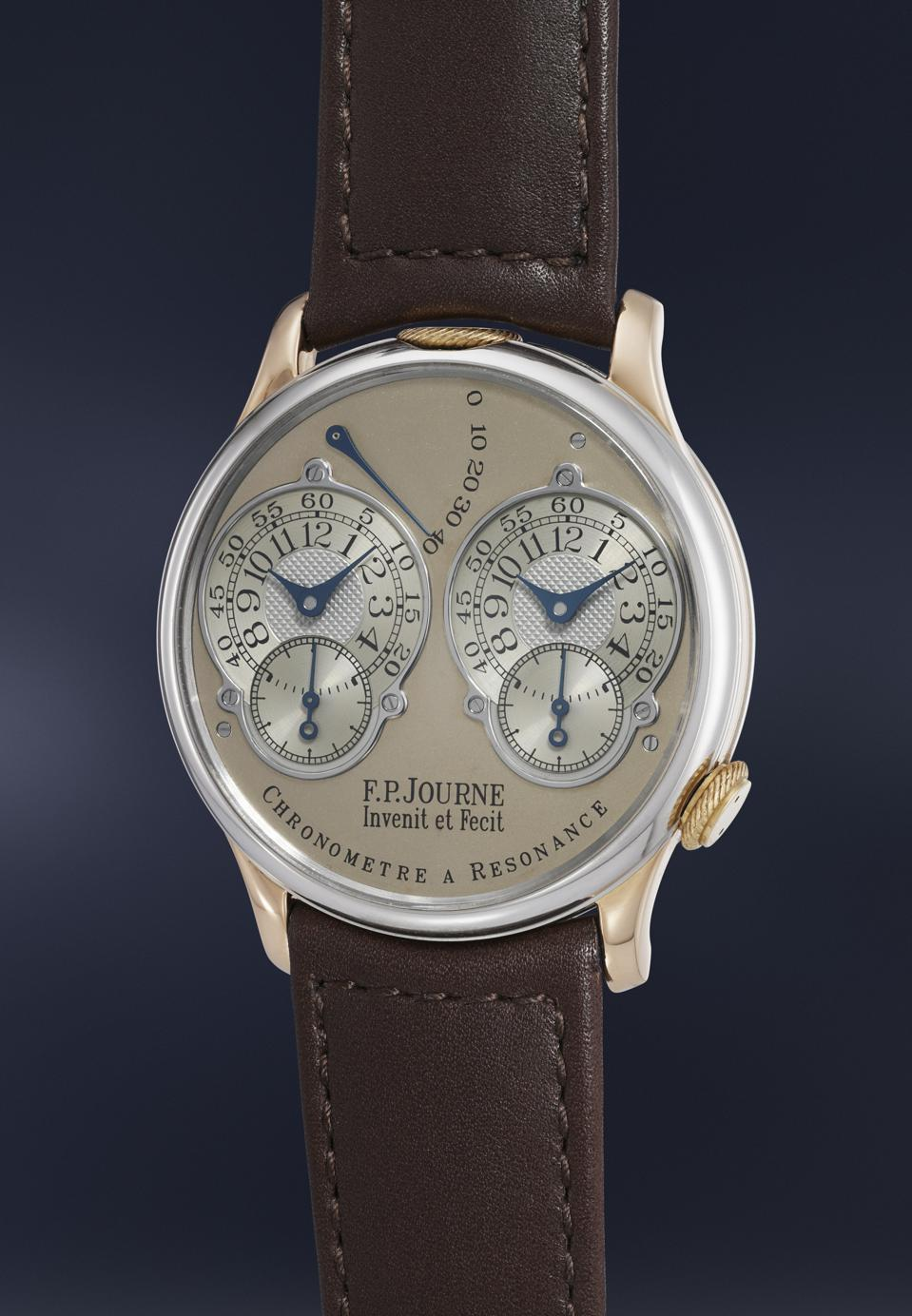 FP Journe Resonance fetched a record $2 million
