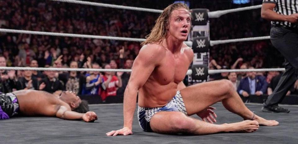 WWE pulled advertising for Matt Riddle to appear on Friday Night SmackDown.
