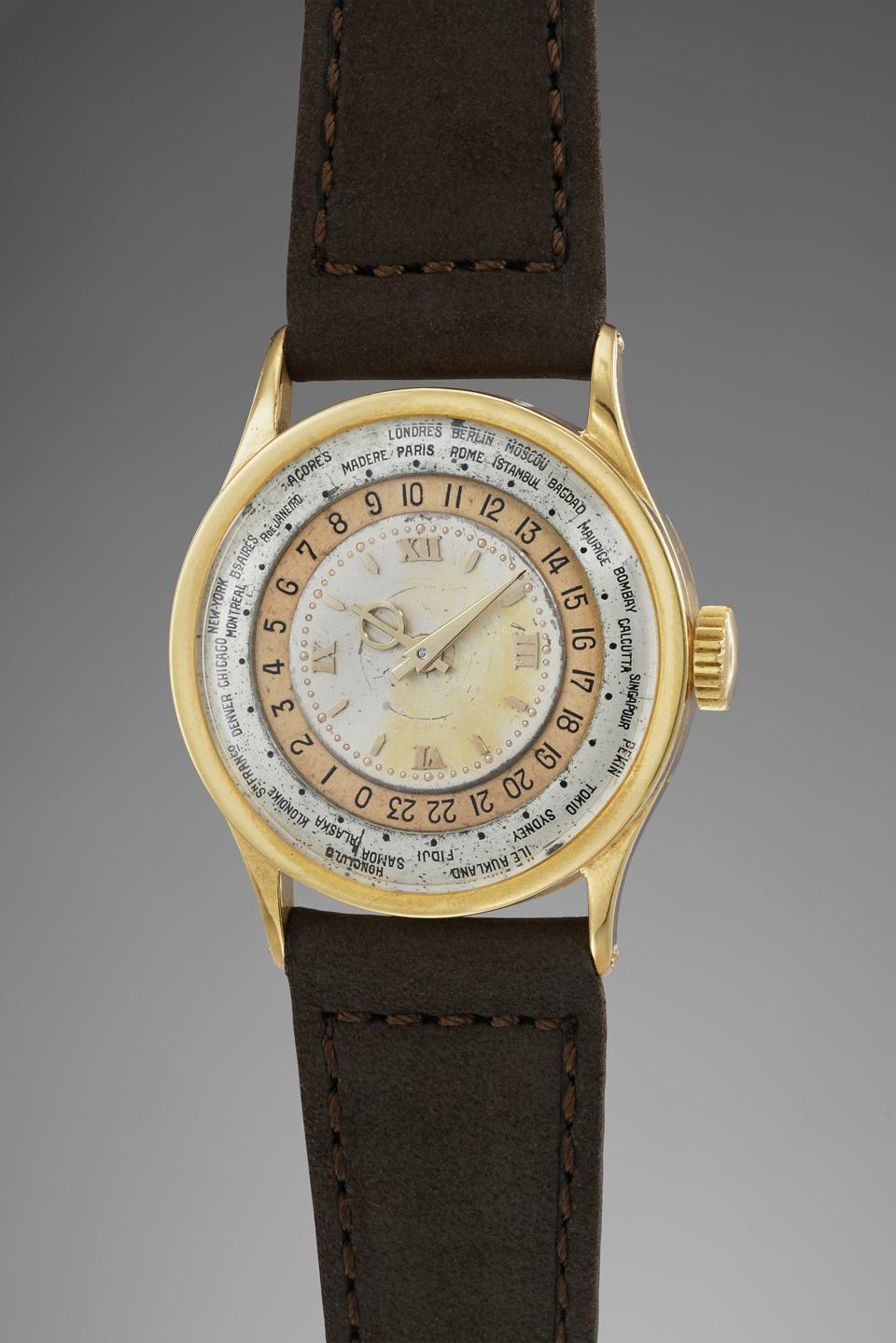 Patek Philippe 96HU prototype owned by Jean-Claude Biver fetched $408,800