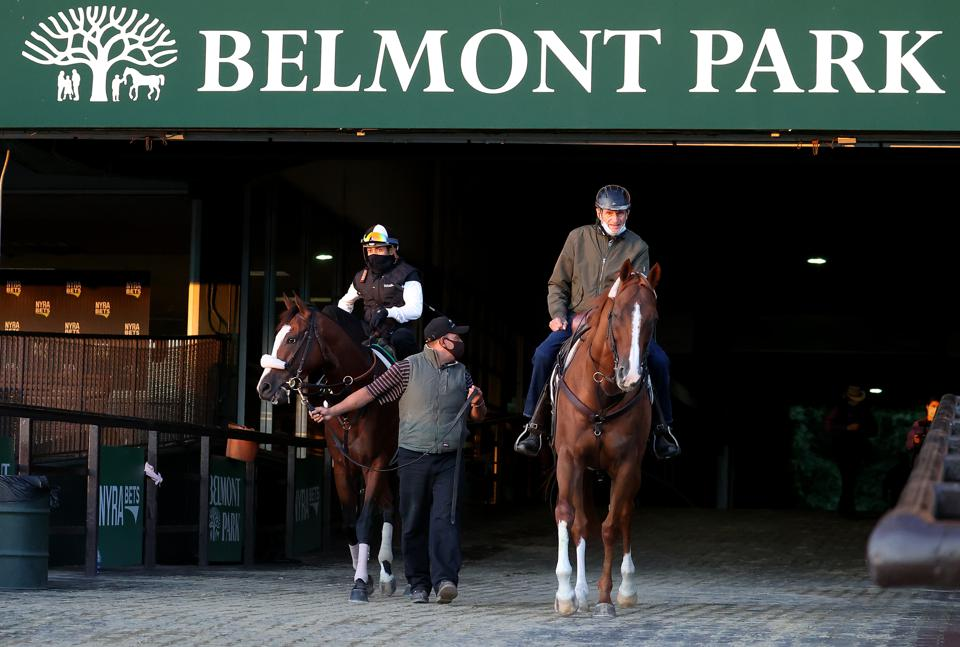 152nd Belmont Stakes - Previews