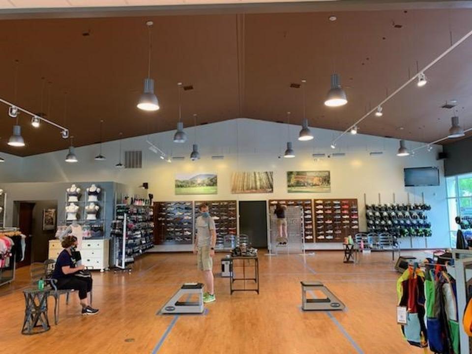 Community Retail Is Why Fleet Feet Won