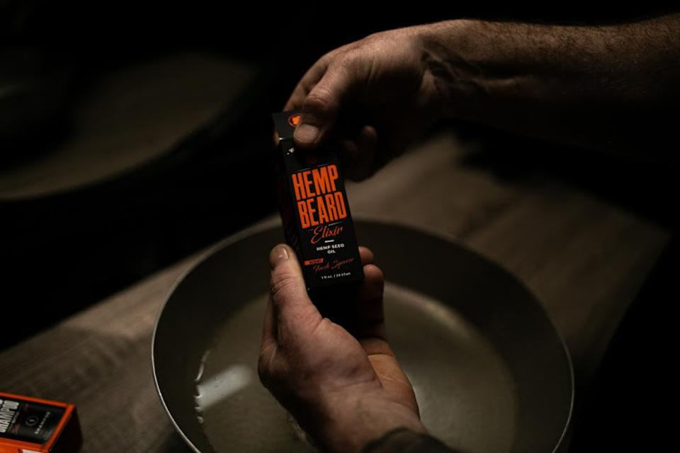 Hemp Beard Elixir is one of Wild Willies best products that you can put on your skin and beard to achieve the greatest results