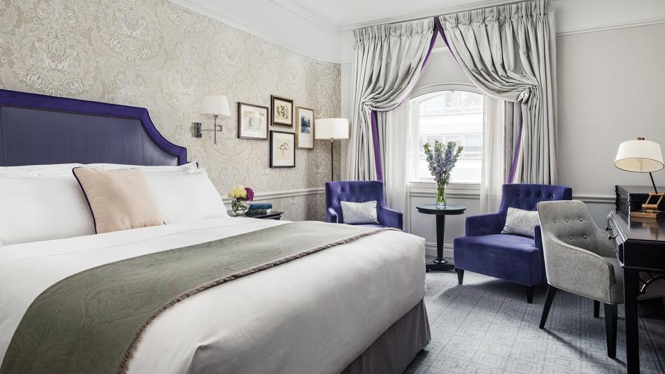 Terrace Suite at The Langham
