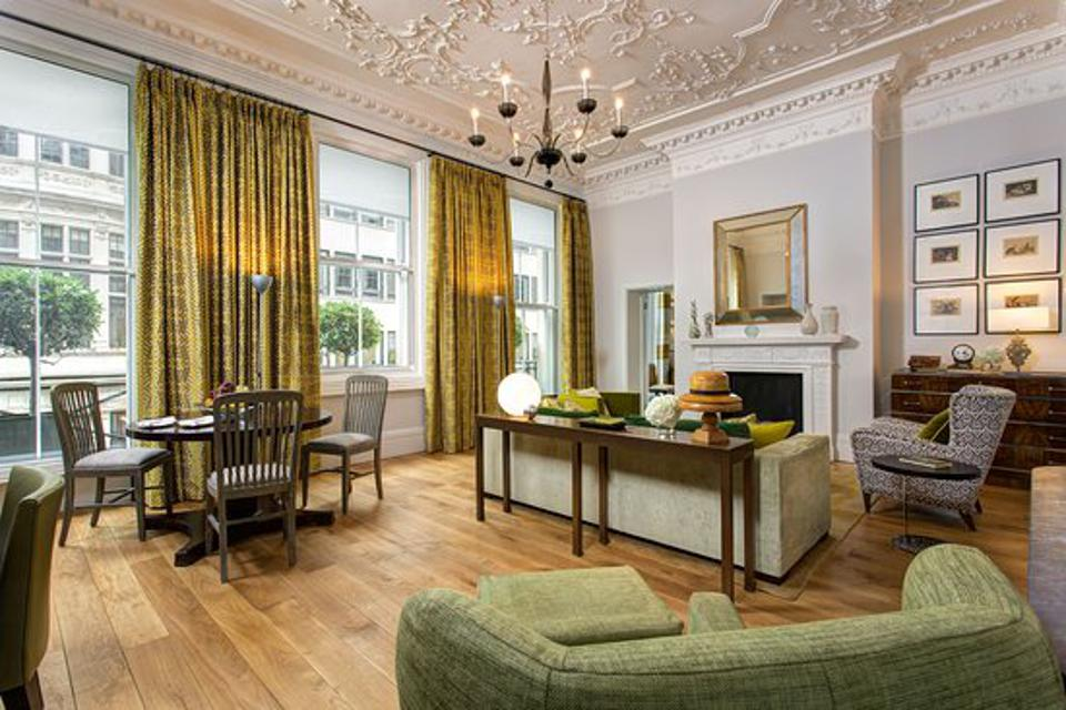 Dover Street Suite at Brown's Hotel