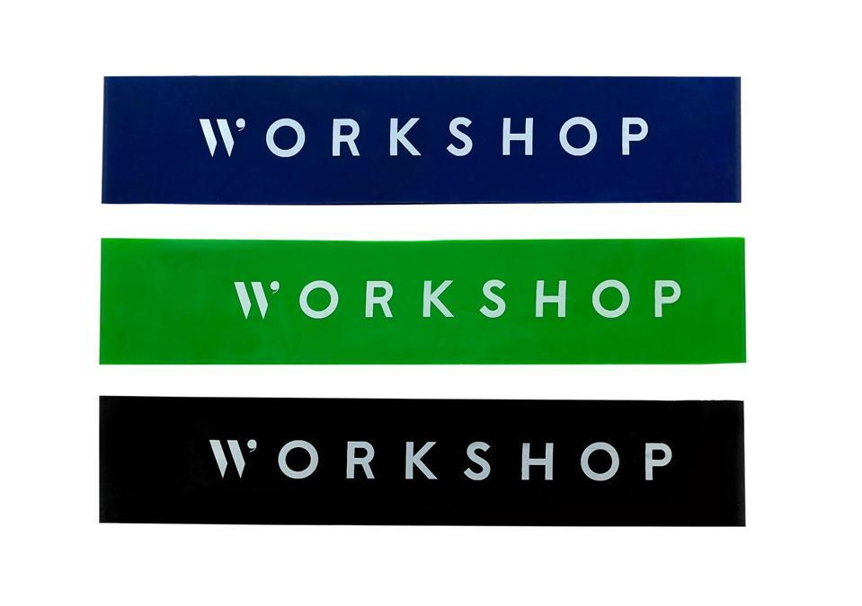 Resistance Bands by WORKSHOP
