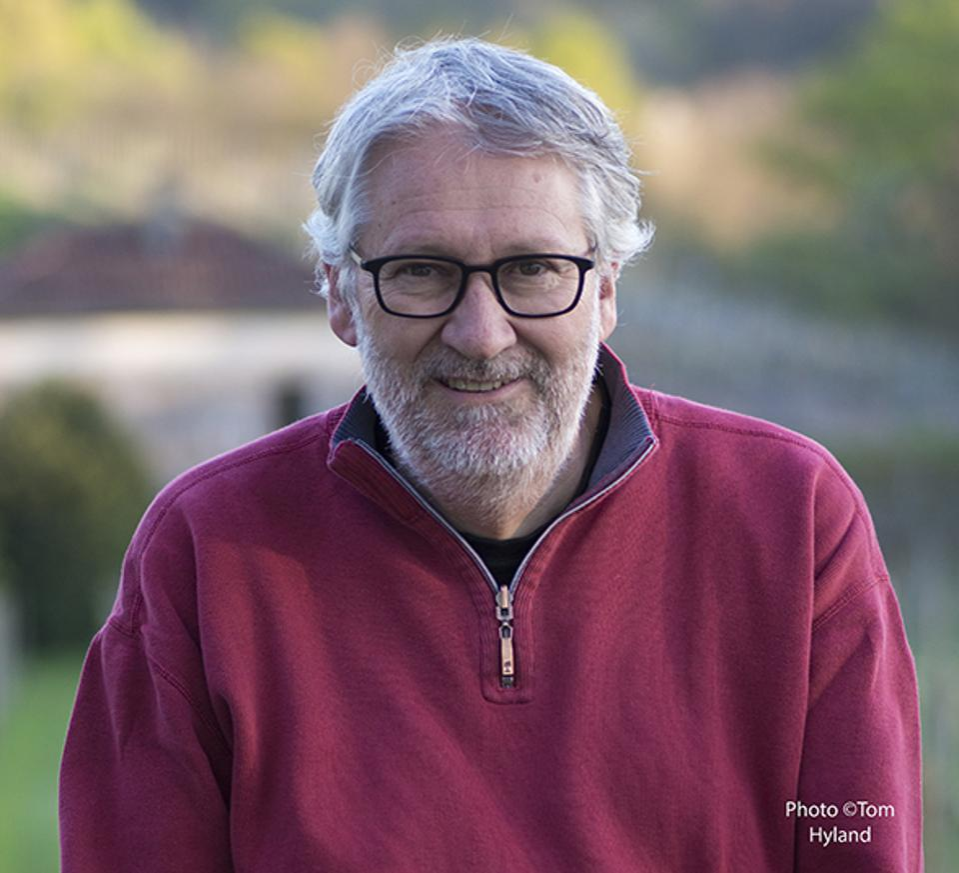Christoph Künzli, winemaker/proprietor, Le Piane, Boca, Alto Piemonte